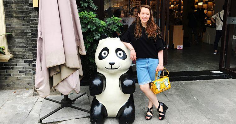 Kuan Zhai Xiangzi (Wide and Narrow Alley), czyli gdzie naprawdę mieszkają Pandy