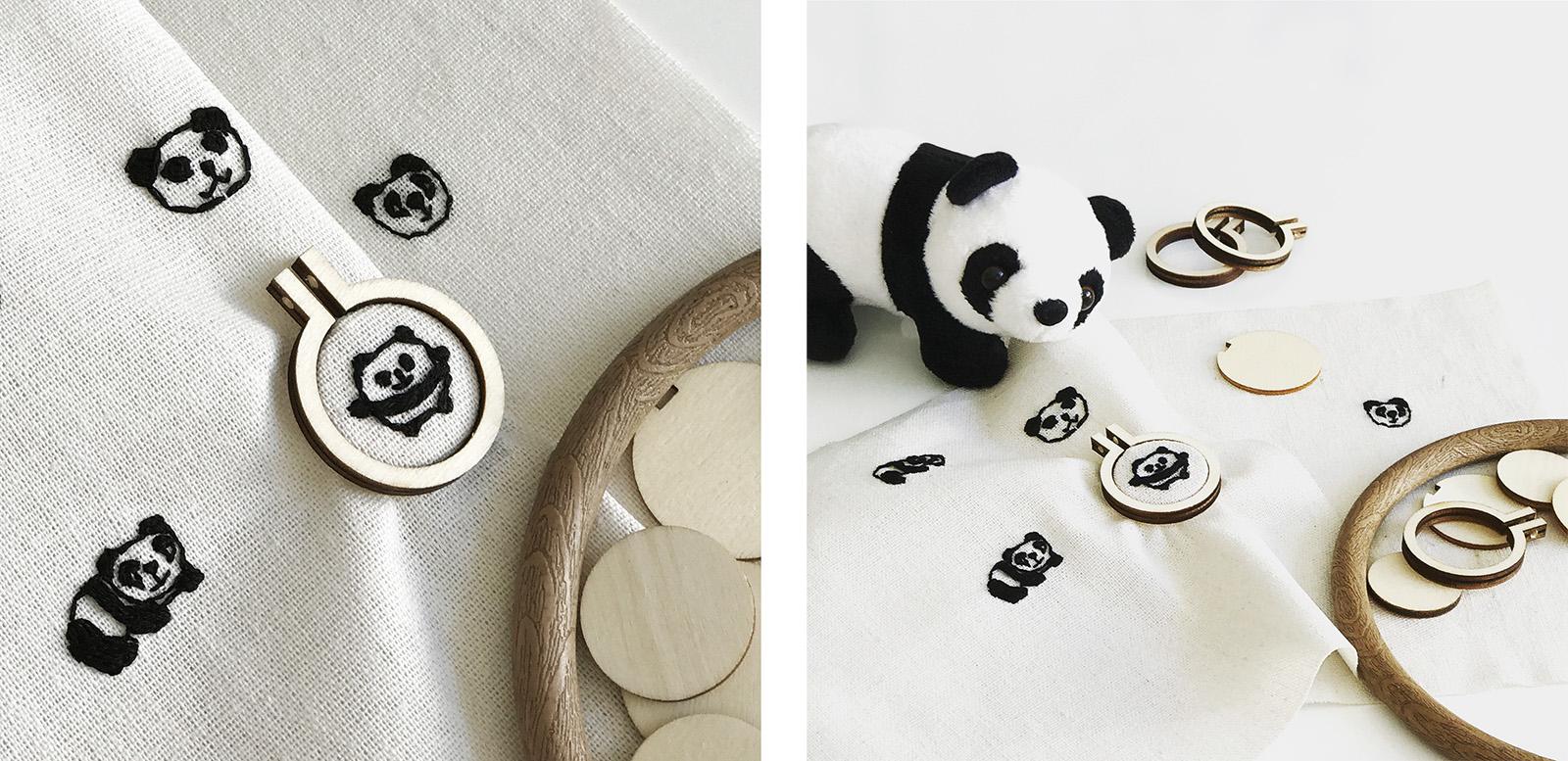 Haft pandy