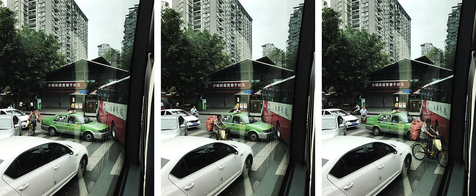 Jak się jeździ w Chinach