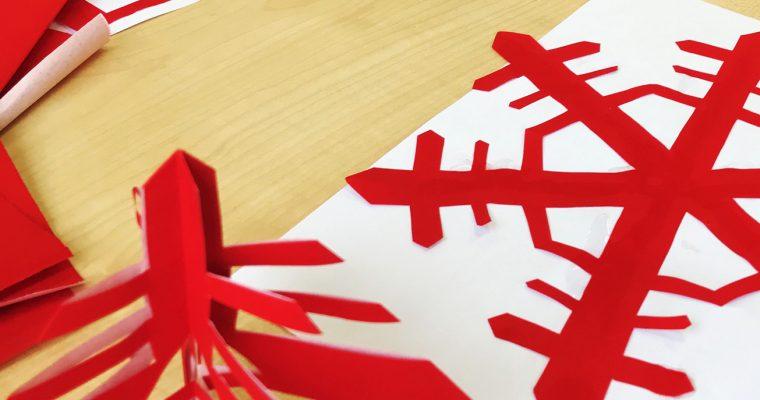 A na szczęście – chińska wycinanka