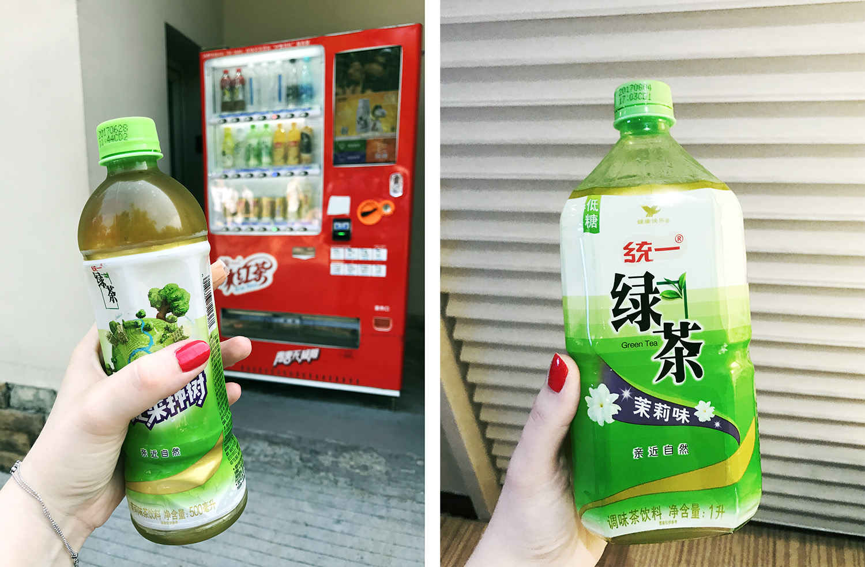 automat z napojami