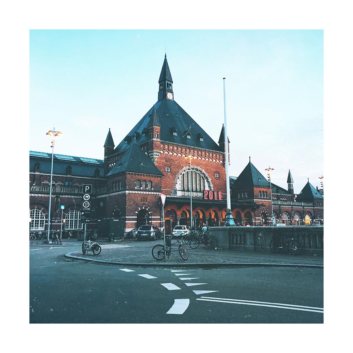 Kopenhaga hovedbanegard