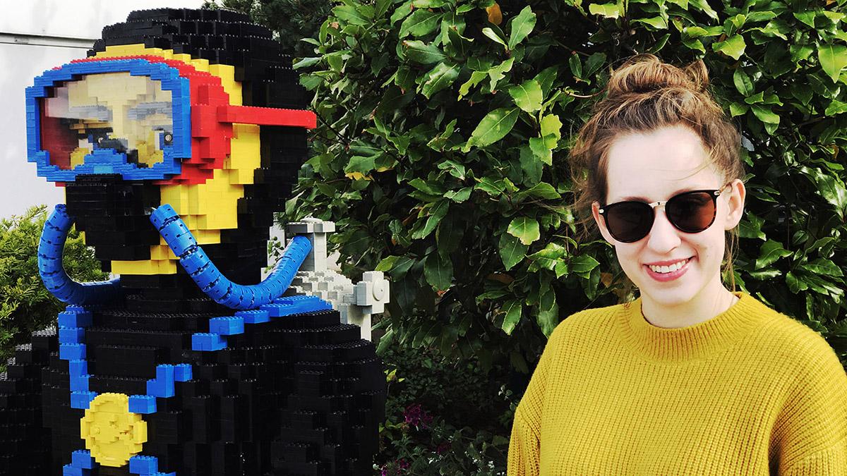 Legoland Billund nurek