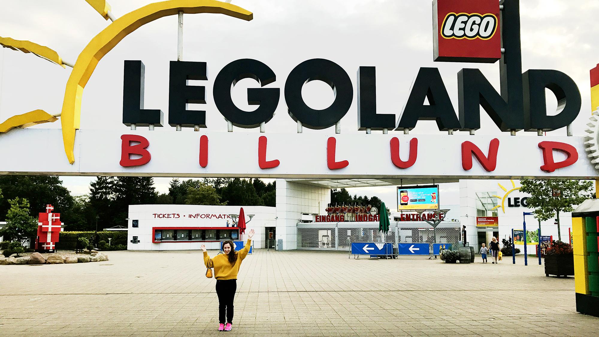 Jak jest w Legolandzie?