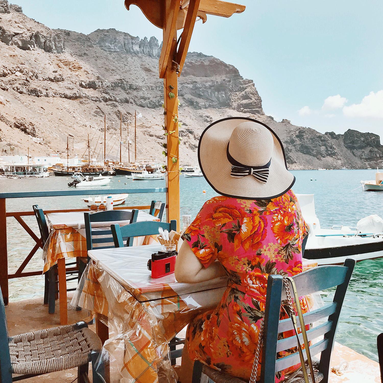 W kraterze wulkanu, czyli czego nie przeoczyć na Santorini?