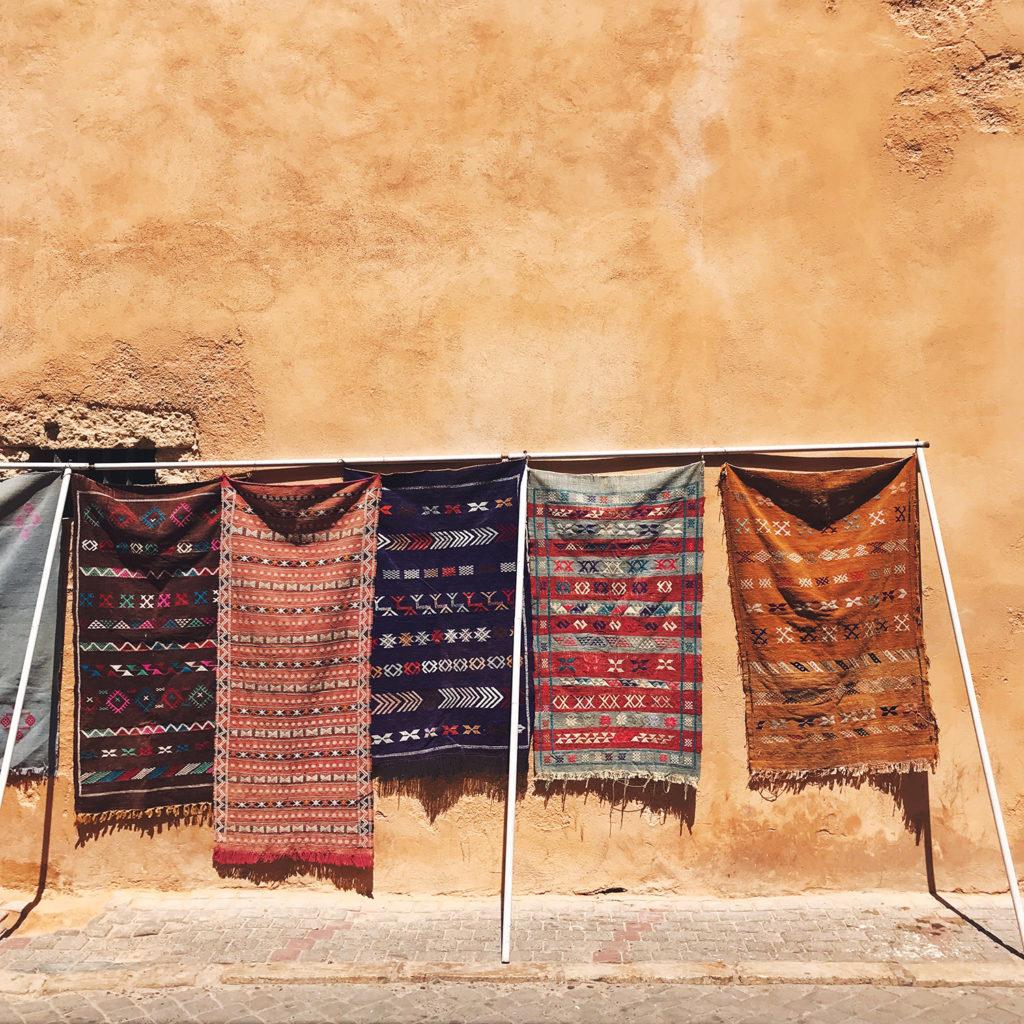marokańskie dywany